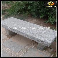 Cheap garden marble bench
