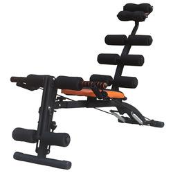 Indoor ab building machine multifunction fitness equipment