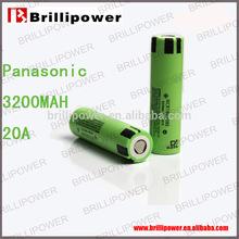 High Drain 18650 2900mAh NCR18650PF Hybrid Li-ion Rechargeable Battery Panasonic - Flat Top