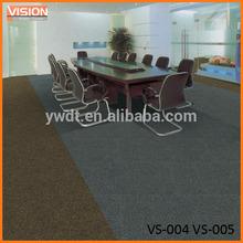floor price bitumen backed tufted carpet tiles