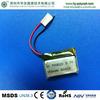703022 3.7v 350mah small lithium polymer battery li polymer battery pack