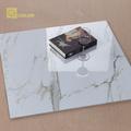 de inyección de tinta pulido cristal de mármol blanco del azulejo de piso de cerámica azulejos