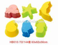 silicon molds cake