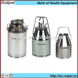 Stainless steel storage bucket used for liquid food