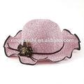 Promocional 2014 mini-atacado chapéu de palha