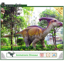 ISO & CE FOR our city about simulation dinosaur