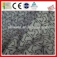 factory stock wholesale tulip printed cotton fabric
