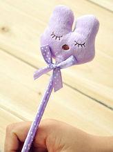 Cheap Price Small MOQ Plastic Cute Cartoon Slim Students Ballpoint Pen
