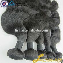 Hair Factory In Stock Unprocessed Virgiin Futura Hair Weaving