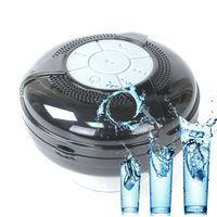 2014 New arrival Ideal IP 6 grade sucker mini waterproof bluetooth speaker, wireless waterproof speaker, wireless speaker water