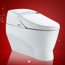 ceramic washdown western toilet S-Trap Siphon Flushing