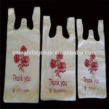 High Tensile Strength Personalized Fashion plastic bag klang