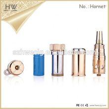 Hongwei electronic cigarette hornet mod high quality aga-a1 hornet atomizer
