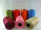 High tenacity colored 100% Nylon Multifilament fishing net rope 210D/12