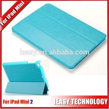for ipad mini retina leather case flip leather case for ipad mini 2
