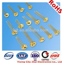 glass transistors
