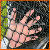 Galvanized chain link fence weave mesh/ stainless steel chain link mesh