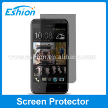 privacy screen protector guard For HTC Desire 300 screen shield factory wholesale