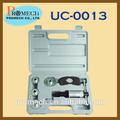 Piston de l'étrier de frein du véhicule completentretien tool kit/sous la voiture ensemble d'outils de carrosserie kit de réparation outil