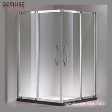 2015 Custom Design Simple Shower Enclosures / stainless steel shower room