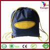 China Alibaba New Design Recycle Hot Sell School Drawstring Foldable Nylon Bag