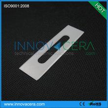 High hardness sharp Zirconia/Ceramic cutting blade/industry/ INNOVACERA