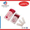 CE&ISO/One step HCG test kit /homeuse baby test/Rapid pregnancy test strip