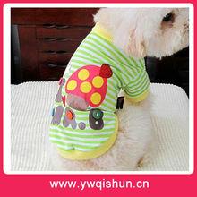 2014 New Qishun Cute Wholesale Plain Dog T-shirts
