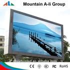 P10 electronic advertising led advertising sign led display