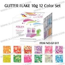 Nail Art Flitter/Glitter, Nail Art Dazzling Glitter Flake