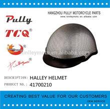carbon Halley helmet half face beautiful motorcycle helmet made in china