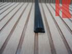 EPDM sealing rubber strip for aluminium door&window, high temperature silicone rubber strip