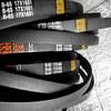 B type rubber v belt