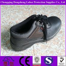 cheap labor shoes men with steel toe cap foot protectors
