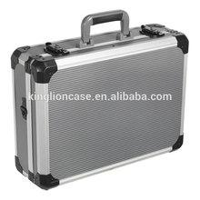 gray strip abs plastic equipment tool case KL-TC161