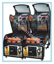 Street hoop basketball machine for sale