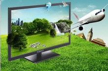 2014 cheap price 55inch low price led tv wifi VGA HDMI SCART