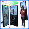 2014 Alibaba New Outdoor Advertising Media Mobile Message Moving Backpack Advertising Banner