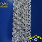 2014 design baju kurung dresses cotton guipure lace