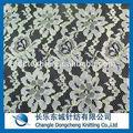 Nuevo- diseñado poliamida terylene tela de encaje