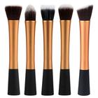 New Design 5pcs Mini Professional Wholesale Makeup Brushes Set Kabuki Cosmetic Makeup Kit Face Brush