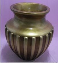 SJJ AFP003 Wholesale cheap artificial flower pot ceramic pot for decoration garden and park