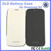 2014 Factory Portable 4000mAh Galaxy S4 Mini Battery Case