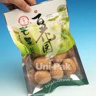 customized printing BPA free food grade bag/food packaging for nuts