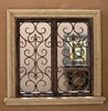 WH14W016 2014 The newest decorative interior window grills