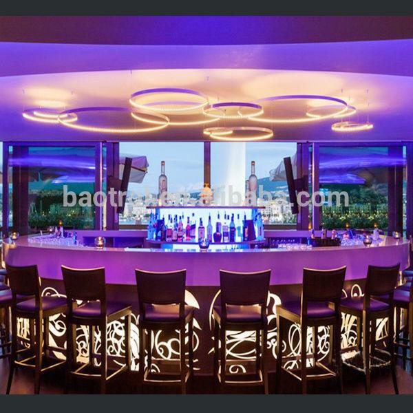 bar counter commercial bar counter luxury modern design bar