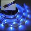 Led China good quality flexible battery power smd5050 continuous led strip