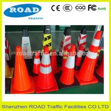 soft reflective PVC traffic cone