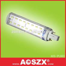 AOSZX 6w 8w 9w 10w , Samsung 5730 SMD PLC 2 Pin LED G24 Lamp