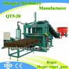 Shengya wall block machine factory!! SY5-20 decorative concrete blocks wall machine